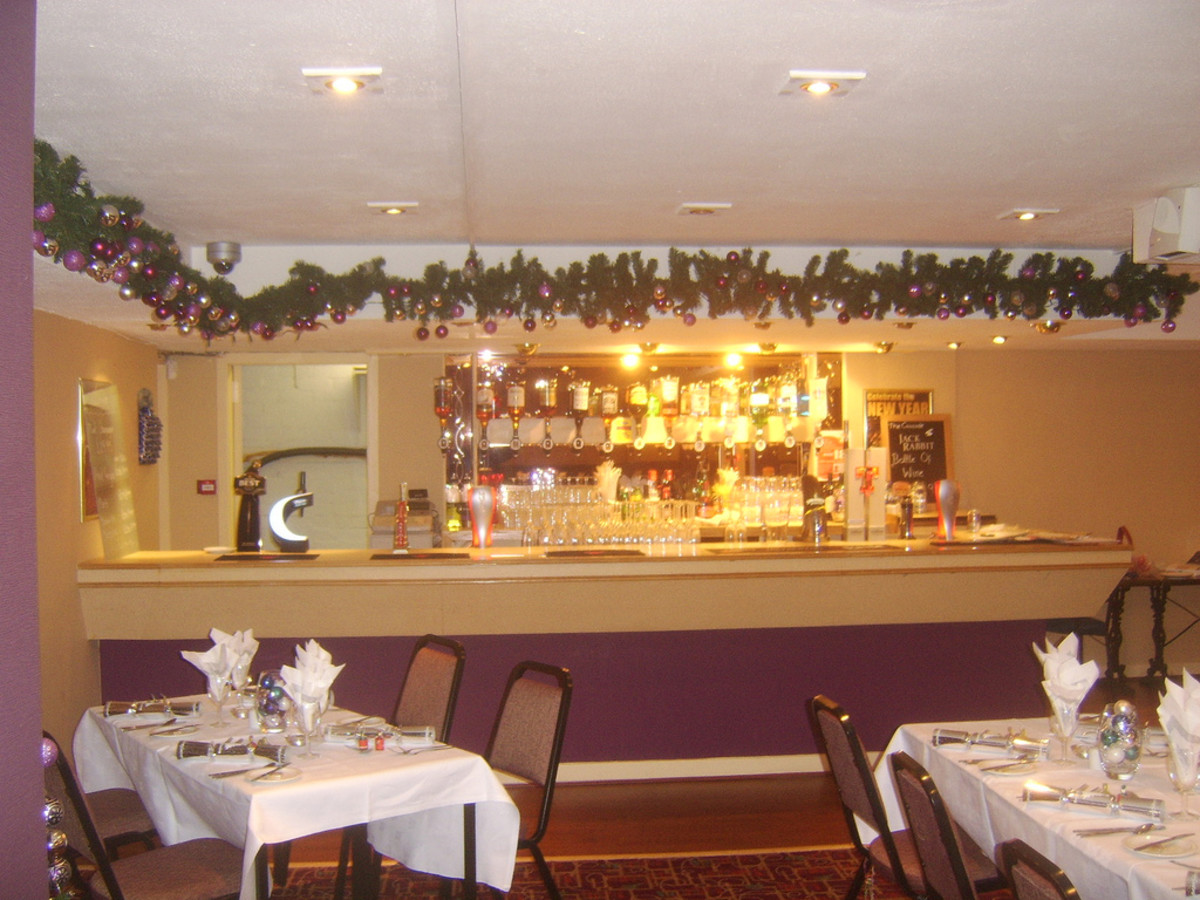 Private Function Suites Available for Hire in Anytown