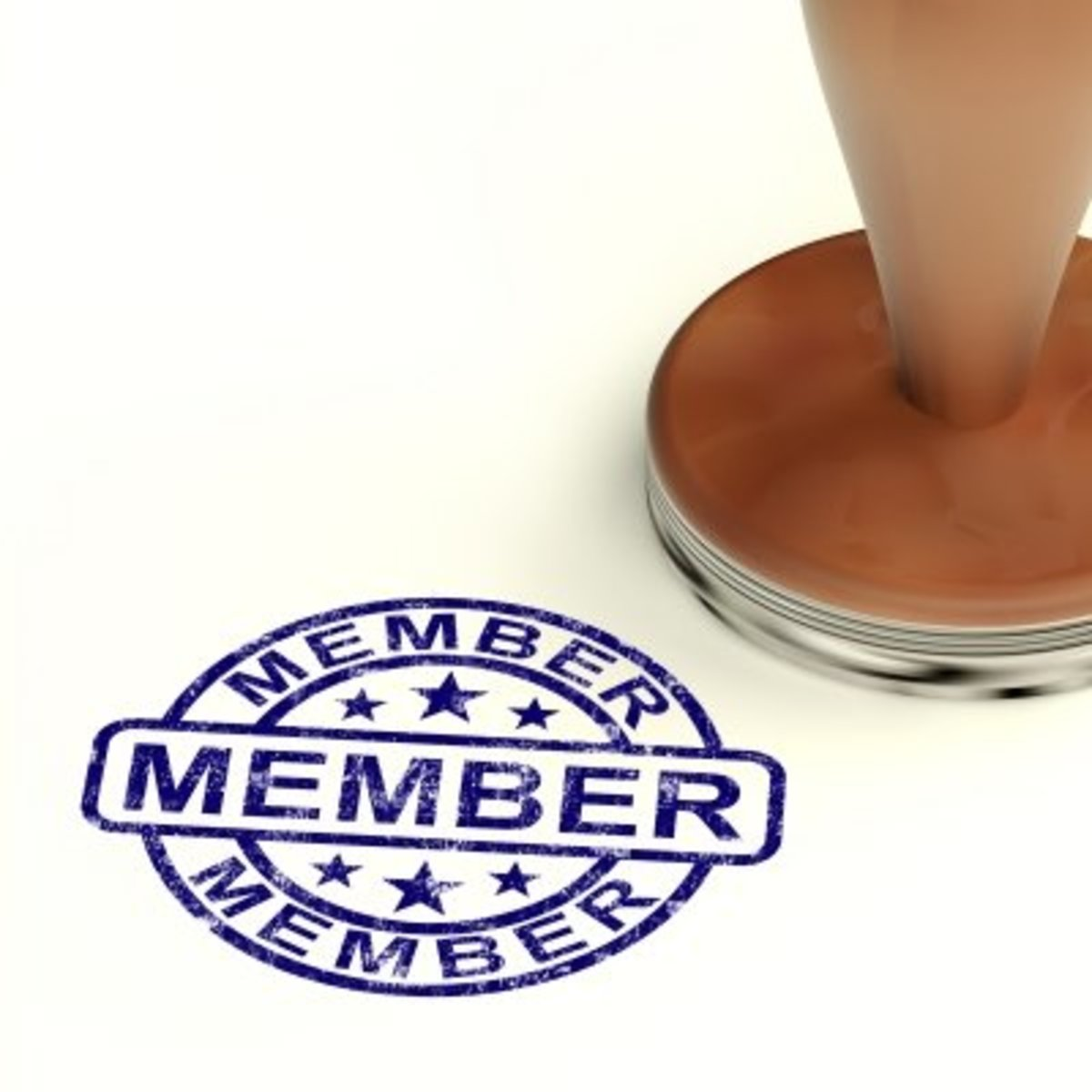 Sign up for a membership with a political party.