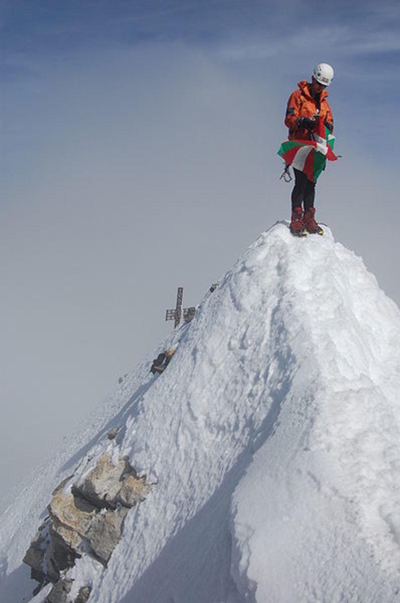 你的报告就像从山顶往下看