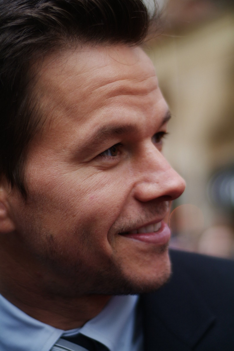 Mark Wahlberg at the Shooter Movie Premiere 2007
