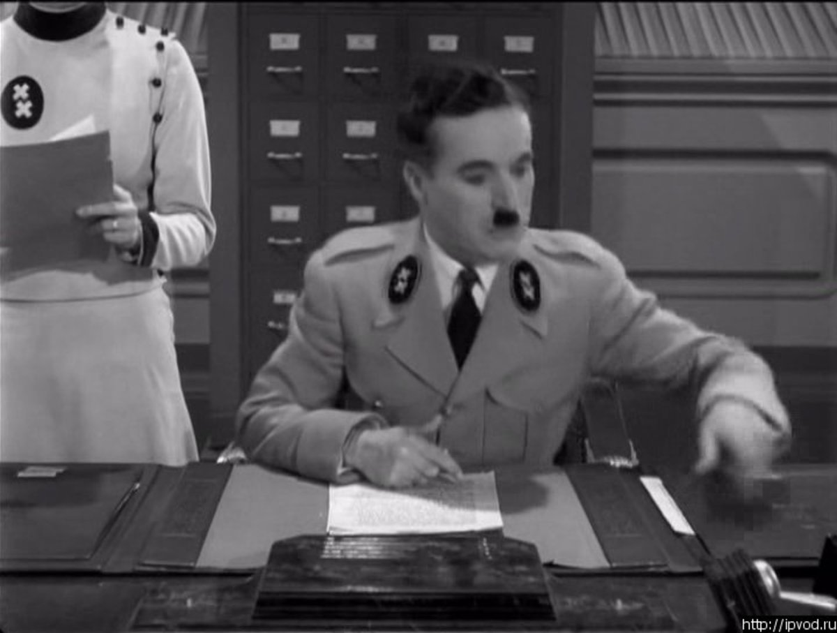 Charlie Chaplin | The Dictator