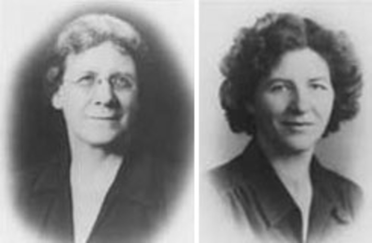 Katherine Cook Briggs and Isabel Briggs Myers