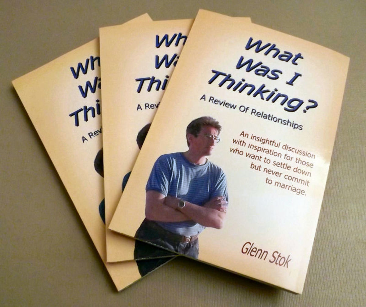 A Behind-the-Scenes Look at My Book on Relationships: What Was I Thinking?