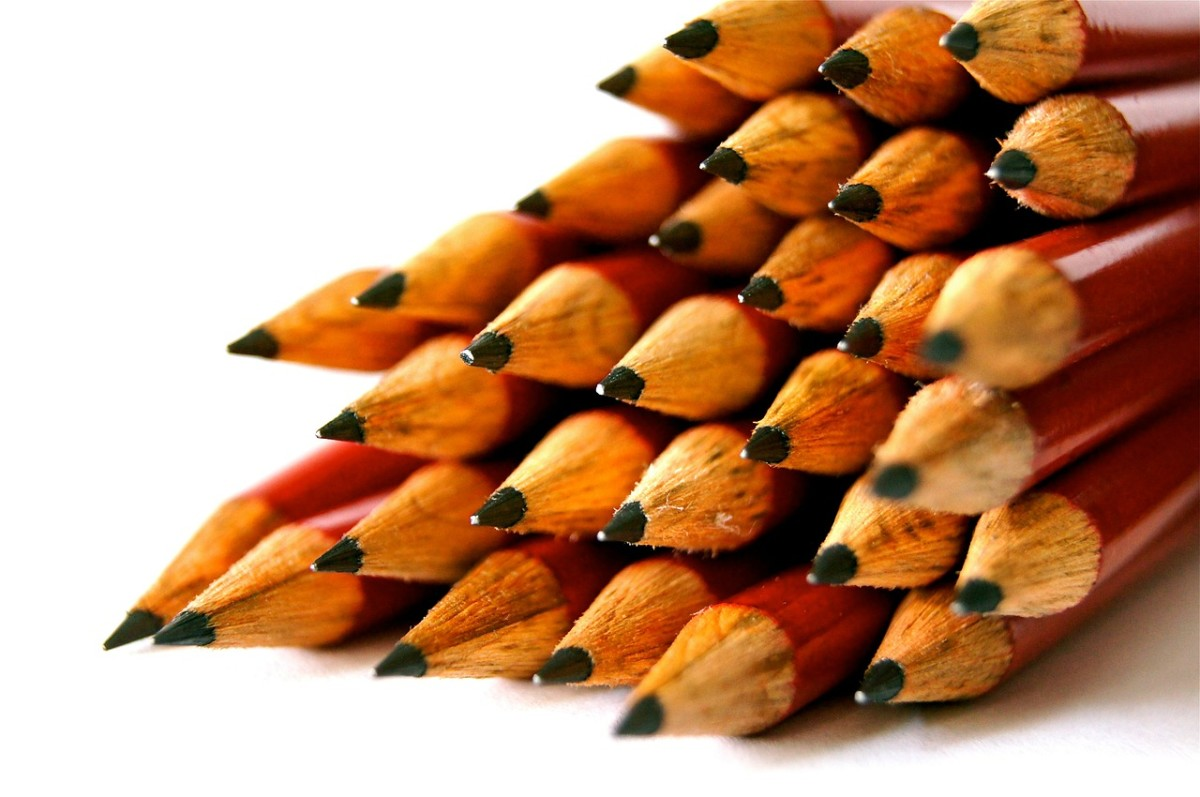 Best Pencils for Shorthand.