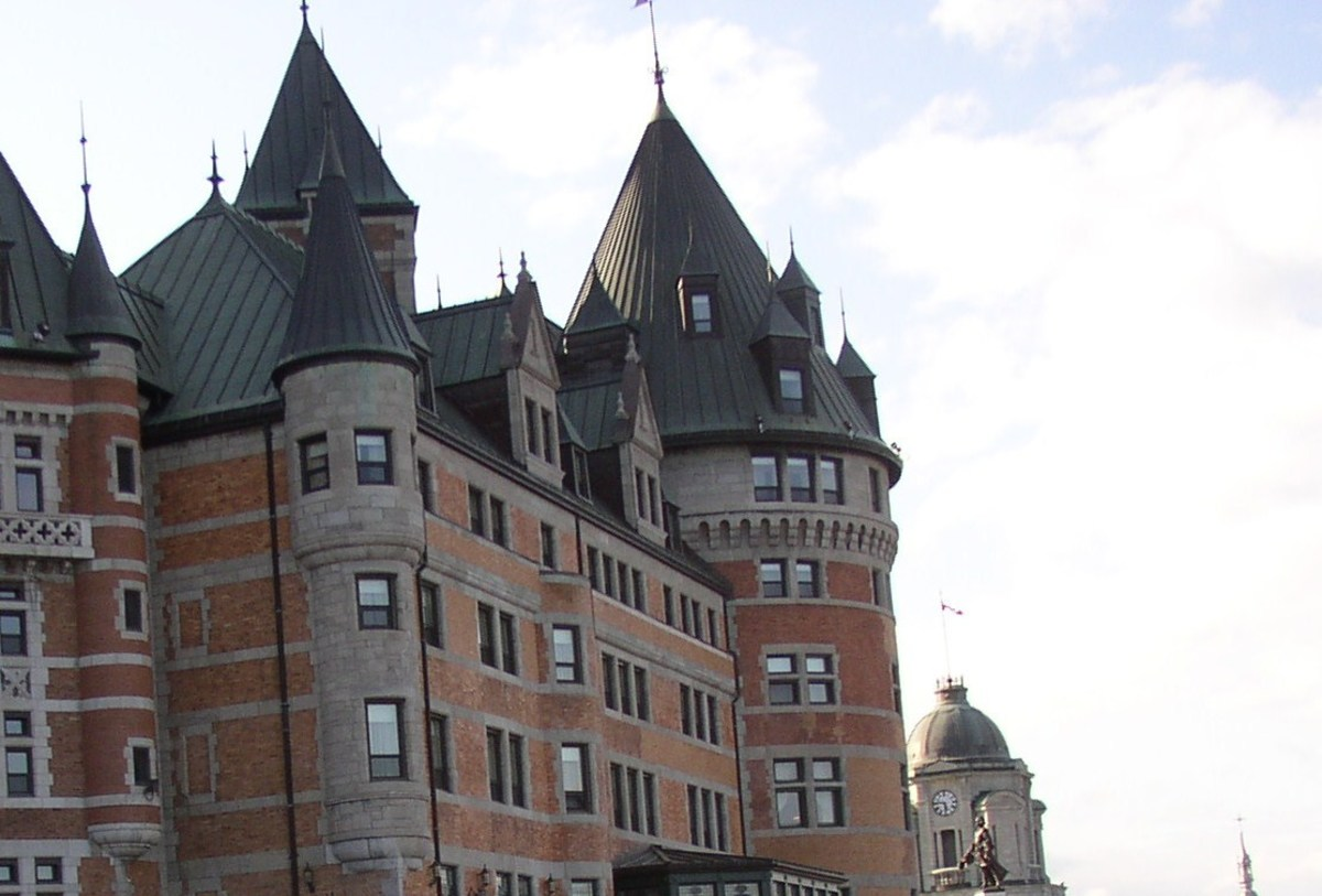 Condo or castle? Where would you rather live?