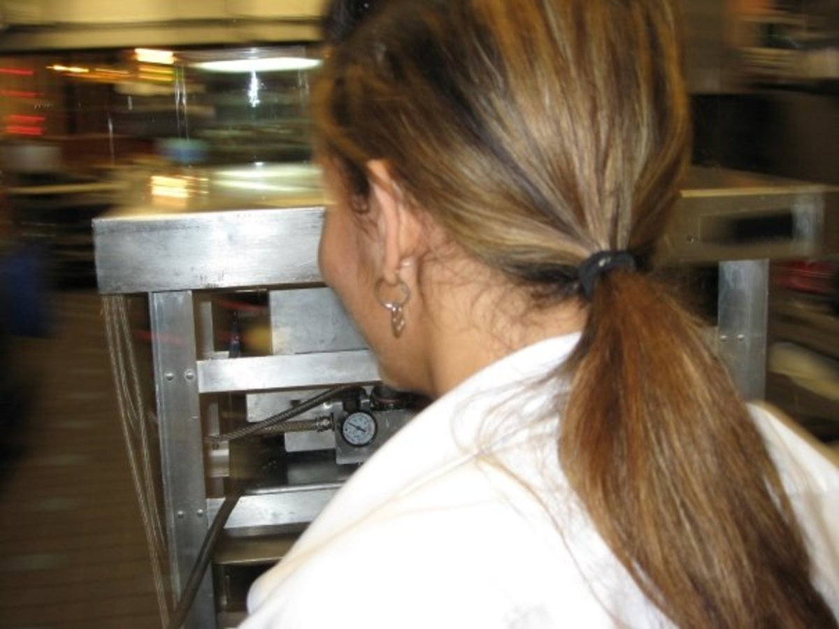 Working at Fast Food Restaurants...the Good, the Bad and the Ugly