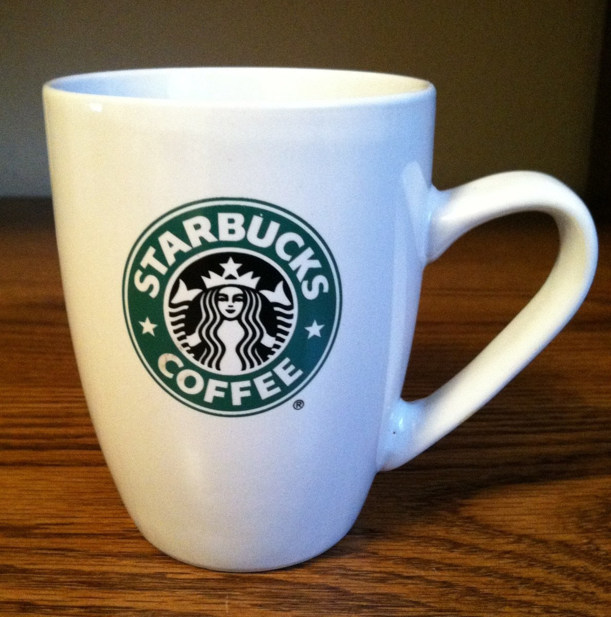 Starbucks Mermaid Logo Mug