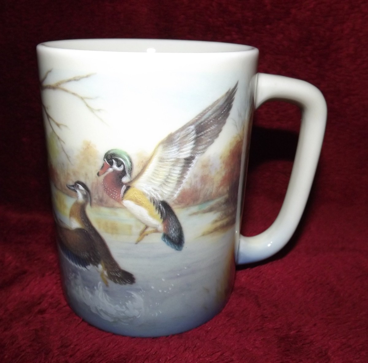 An Otagiri Mug (Judy Matthews Wood Ducks Design) That Sold for $9.99