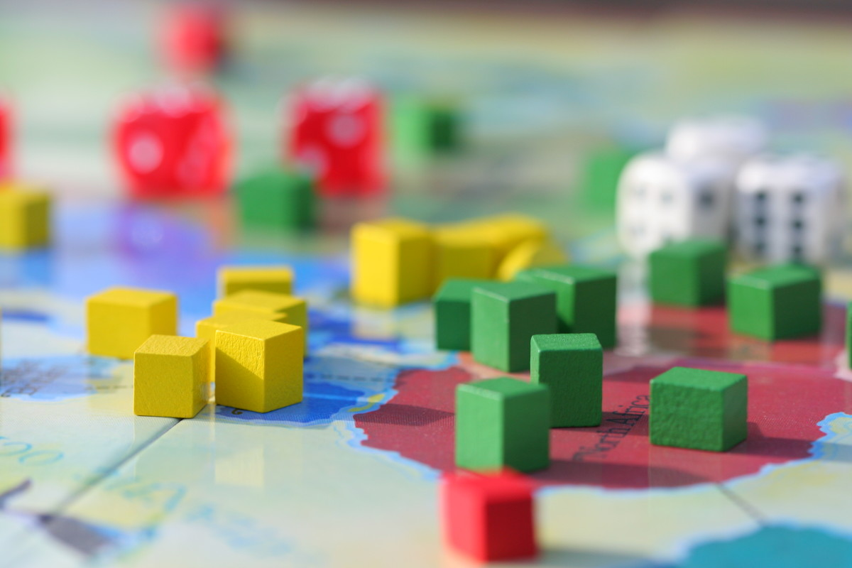 Just like the famous board game, investment risk is unpredictable, but you can pick a good strategy.