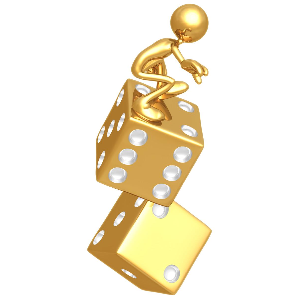 Balancing risk and reward isn't easy!