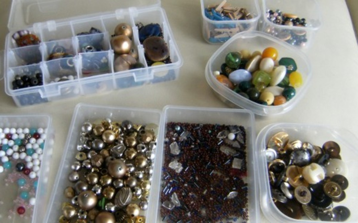 Lots of beads for Craft Projects