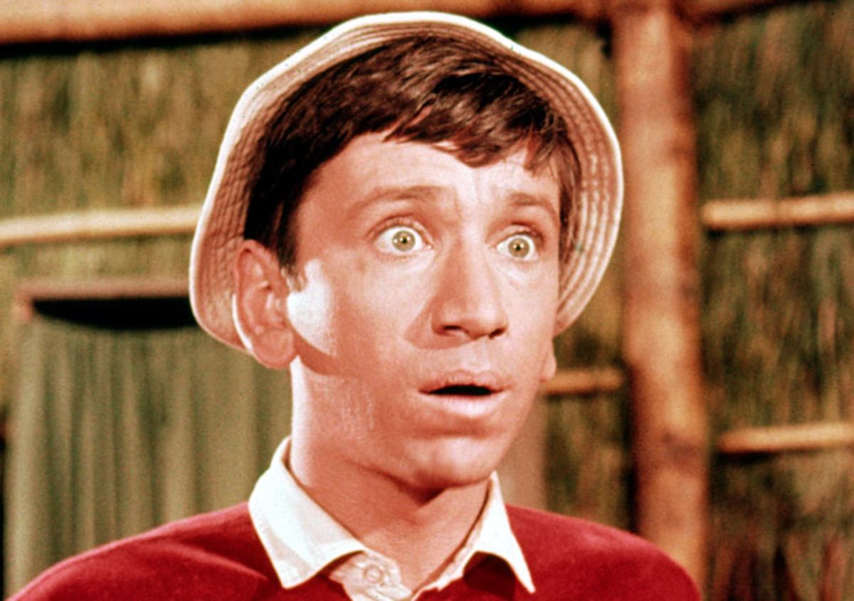Gilligan always dumbed it down with the Skipper, and had a fantastic, long running career as first mate.  The perks of the job included living in a bamboo hut and sleeping in a hammock above an obese man who probably snored and smelled bad.