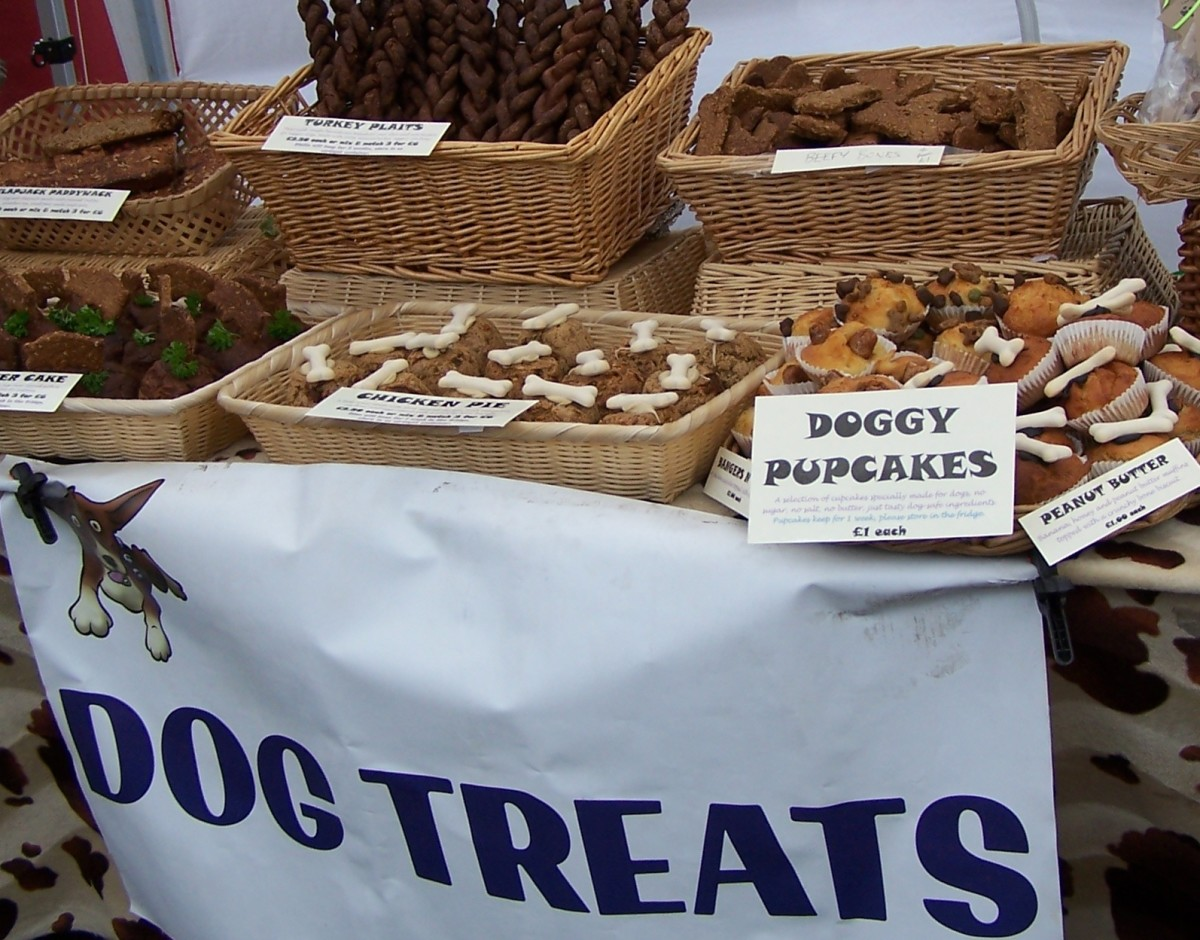 Best Selling Products for Market Stalls:  Market Stall Ideas: Pet Treats, Pet Food and Accessories