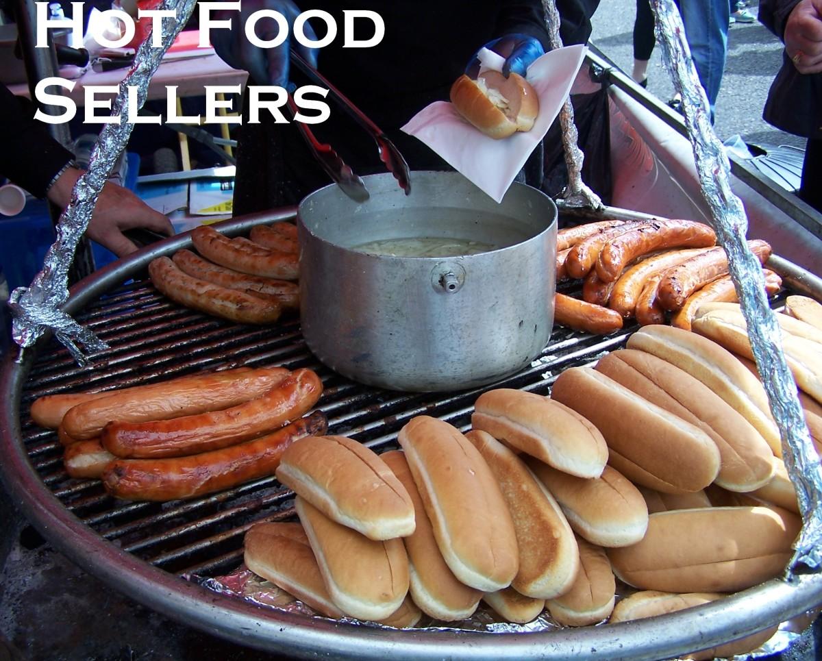 Best Street Food & Festival Food