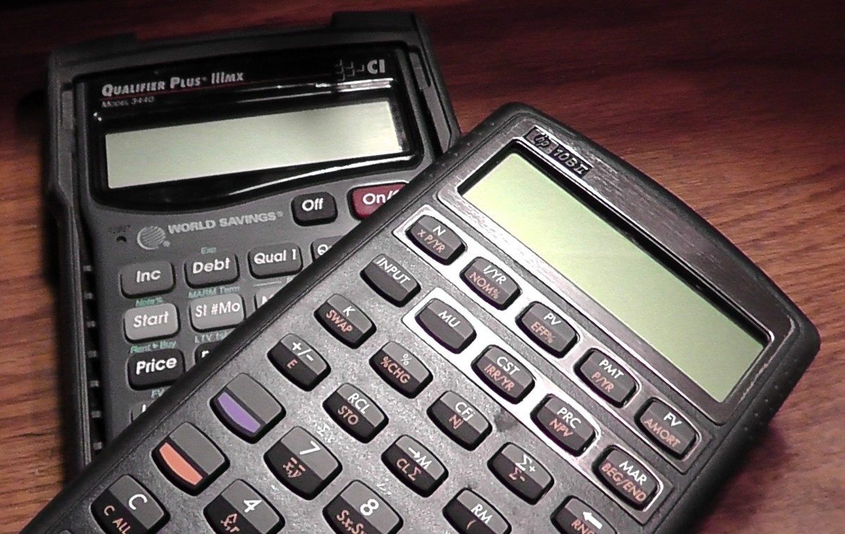 Financial calculators make finding your monthly payment easy.