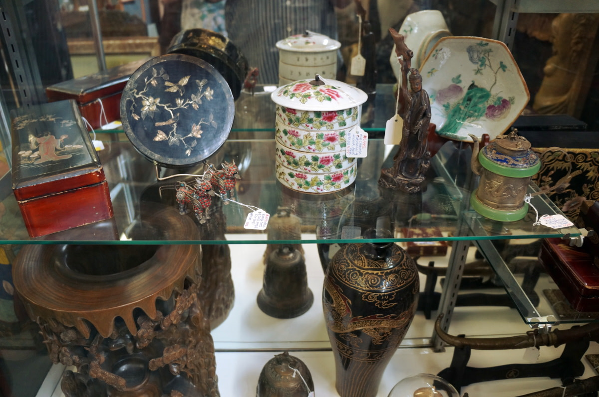 Antique Ceramics