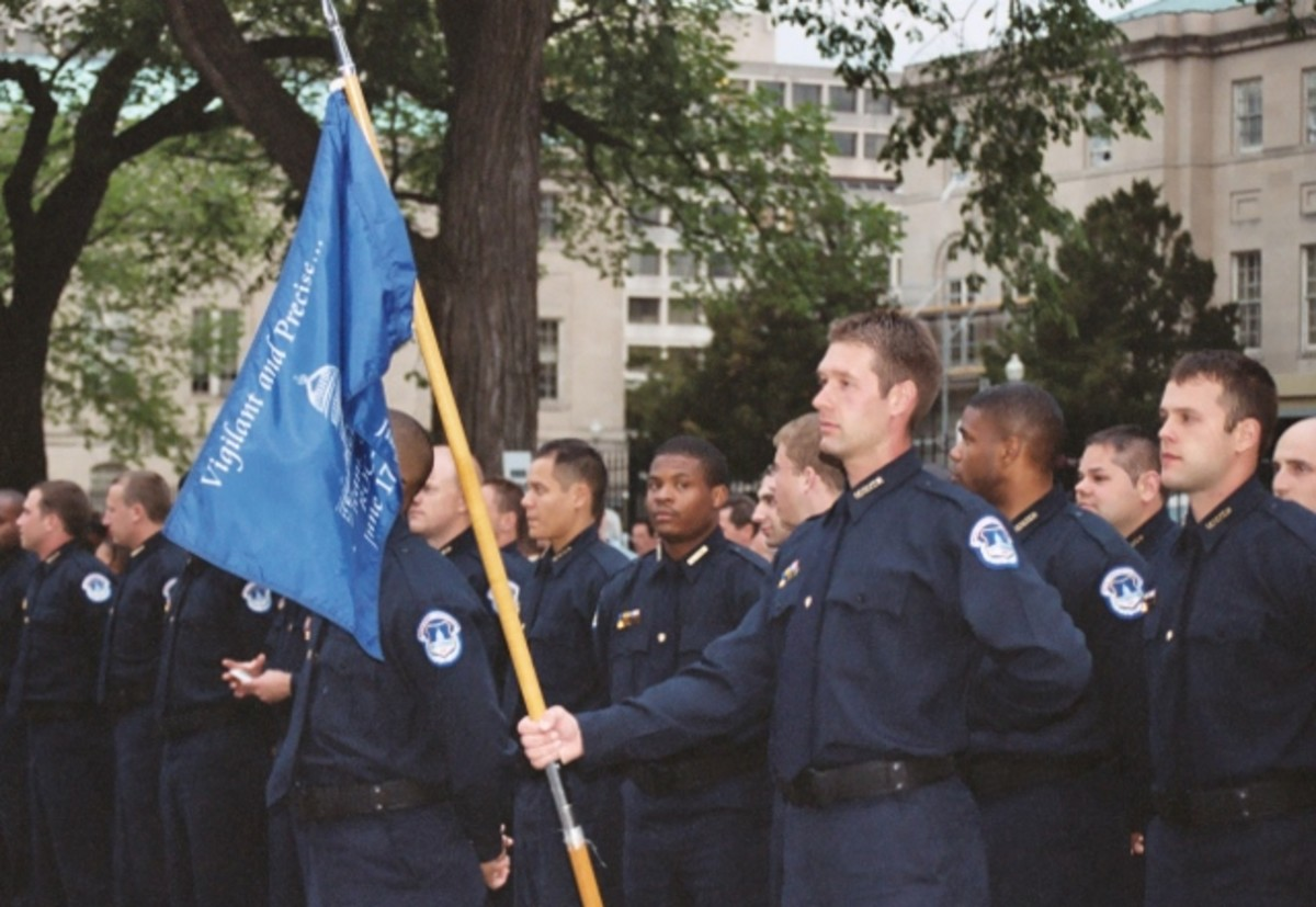The Metropolitan Police Department in Washington, DC - Idealistic police cadets have no idea of the impact the law enforcement profession will have on their personal lives.