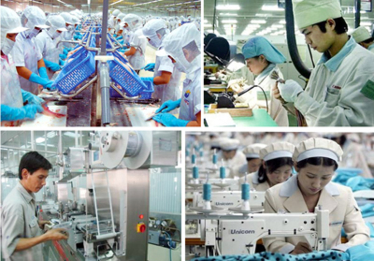 Vietnam has plenty of general labors as well as highly skilled labors