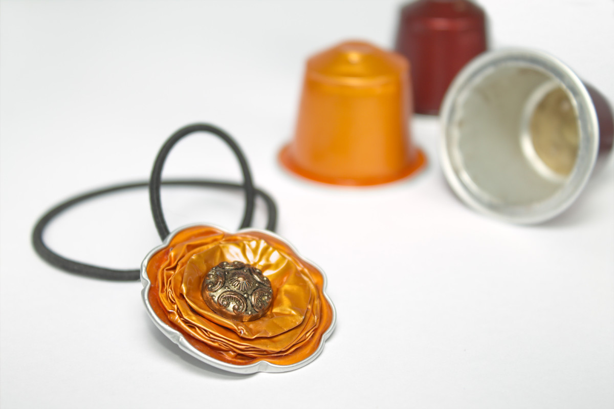 DIY Capsule Jewellery