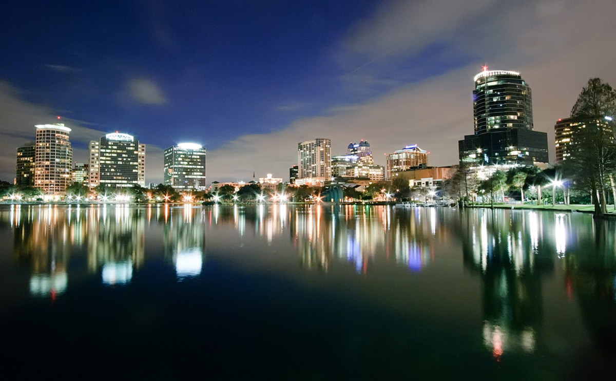 The central Florida city of Orlando is just 45 miles away from The Villages. That's close enough for a day trip. Orlando is one of the most popular tourist destinations in the world and offers many different events and attractions.