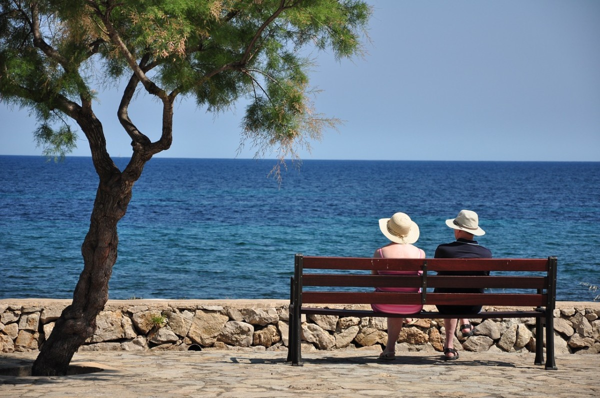 Is your retirement dream lazy days on the beach?