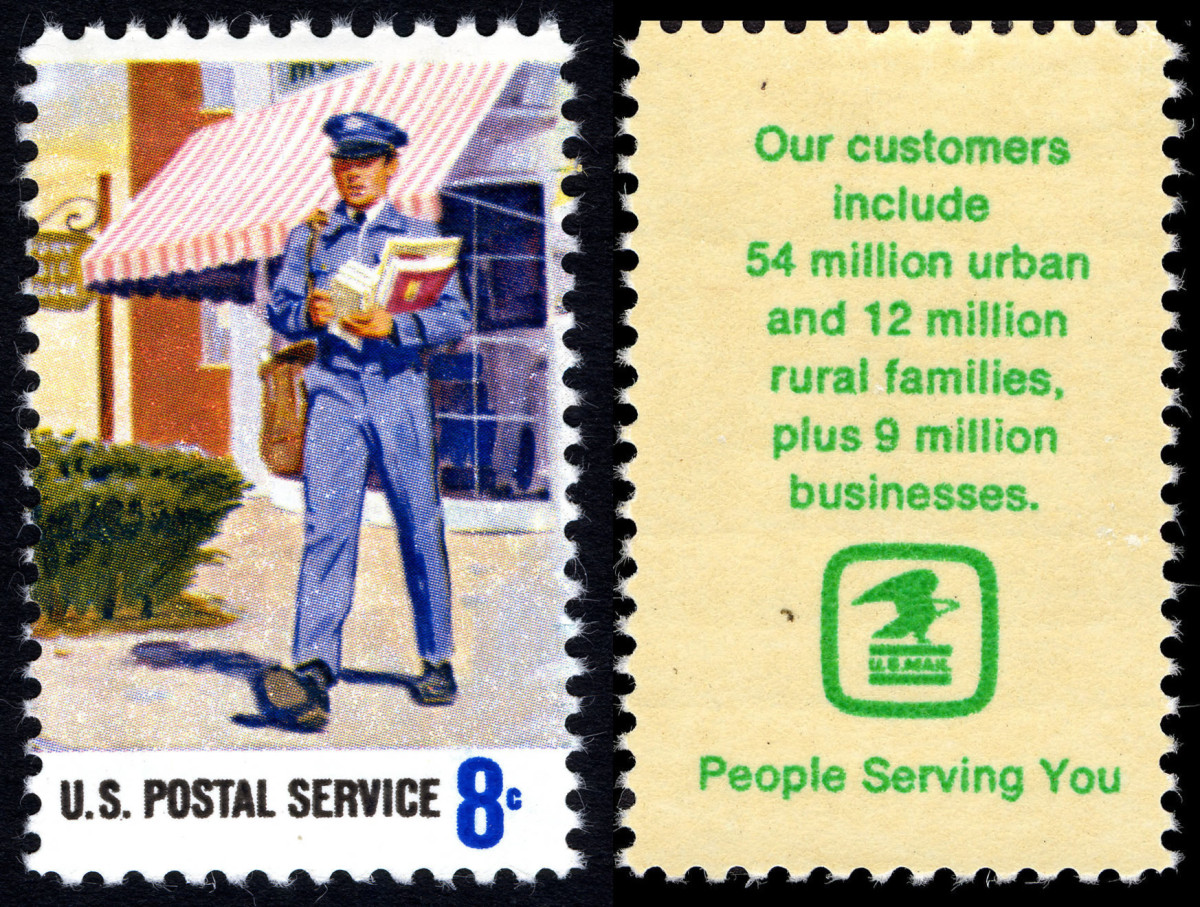 Once I finished the postal academy, I started working the next day.