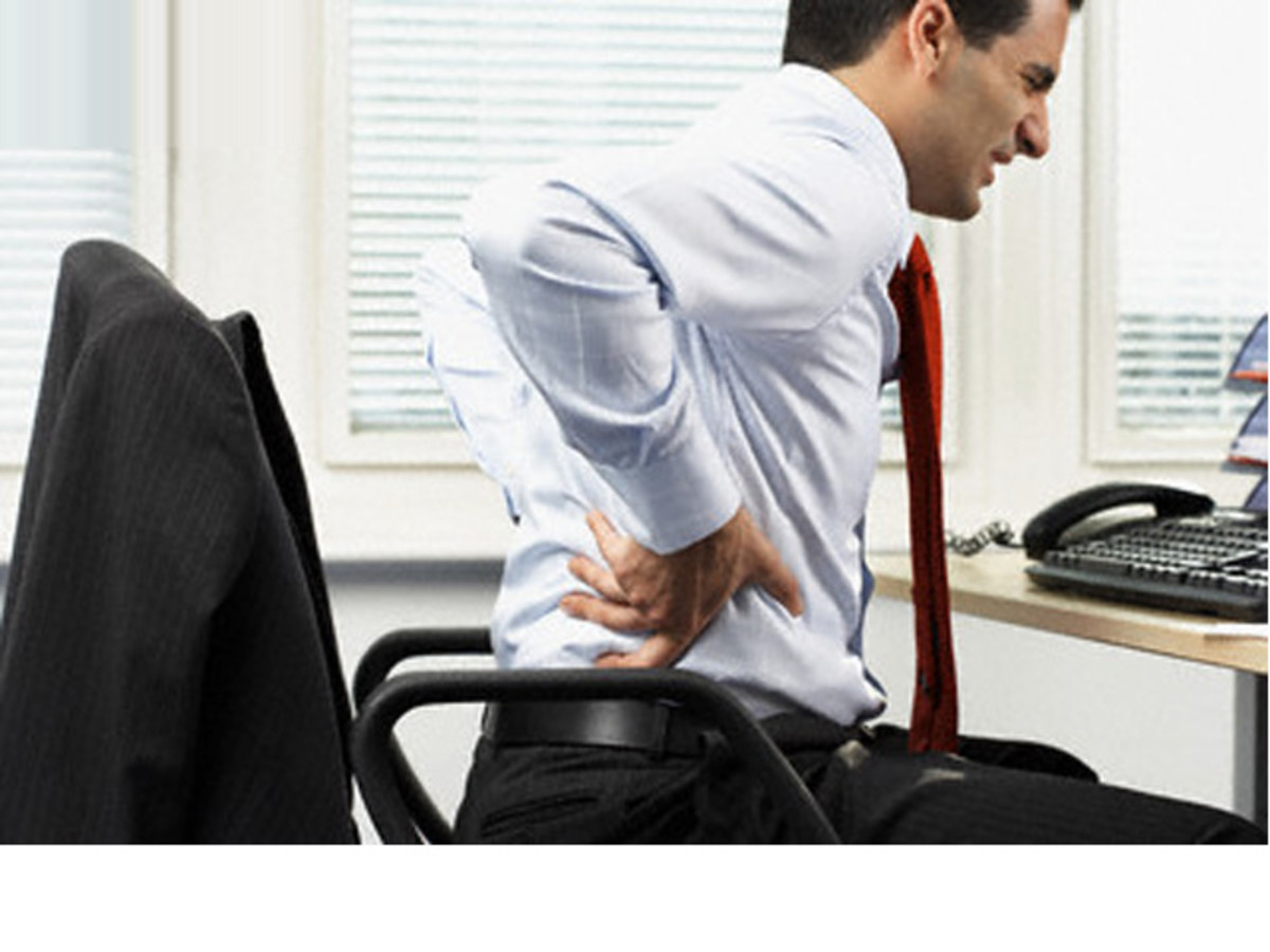 Office Chair Back Pain