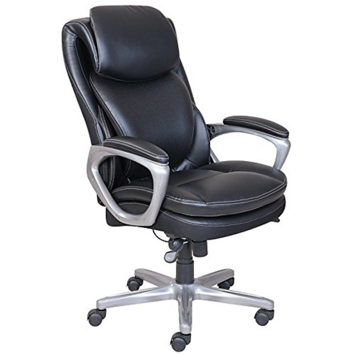 Serta Smart Layers AIR Arlington Executive Chair
