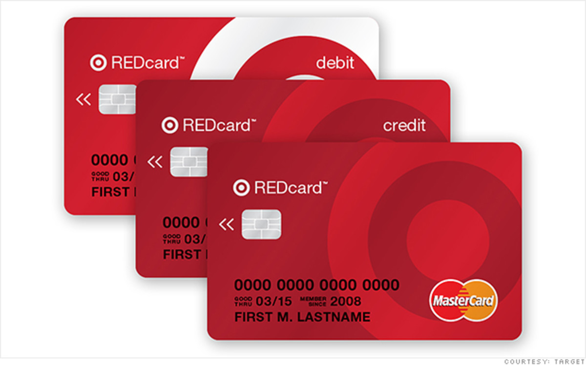 Target Credit and Debit Cards