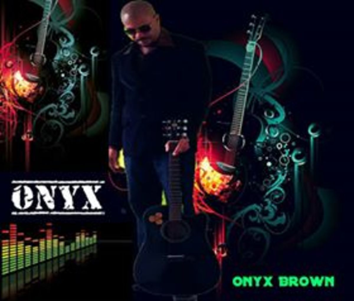 Everyone enjoyed the sounds of Onyx Brown.