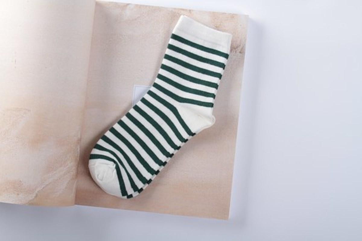 袜子是美元商店的巨大讨价还价。