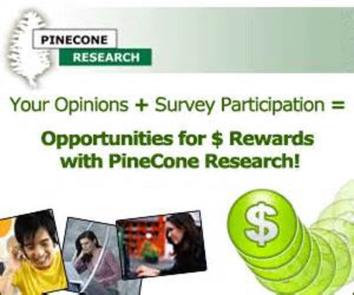 Earn with Pinecone Research