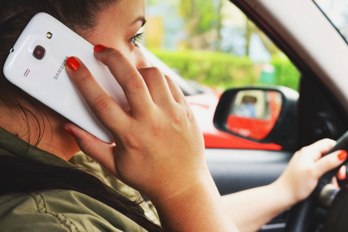 Your employees are used to talking on their phones while driving.
