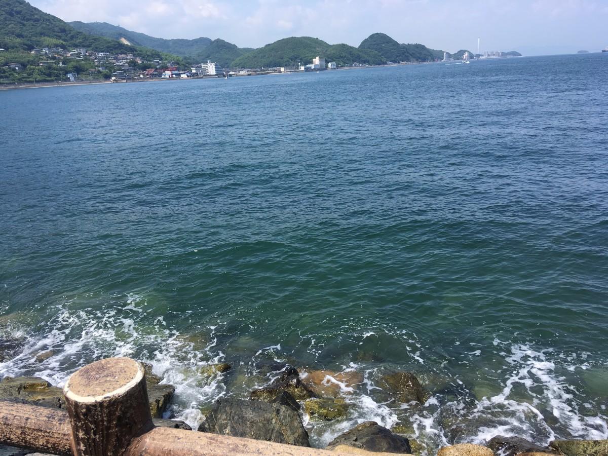 Shimonoseki Beach