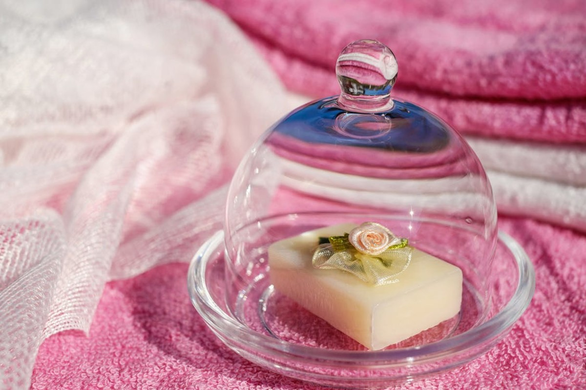 Why not try making your own soap?