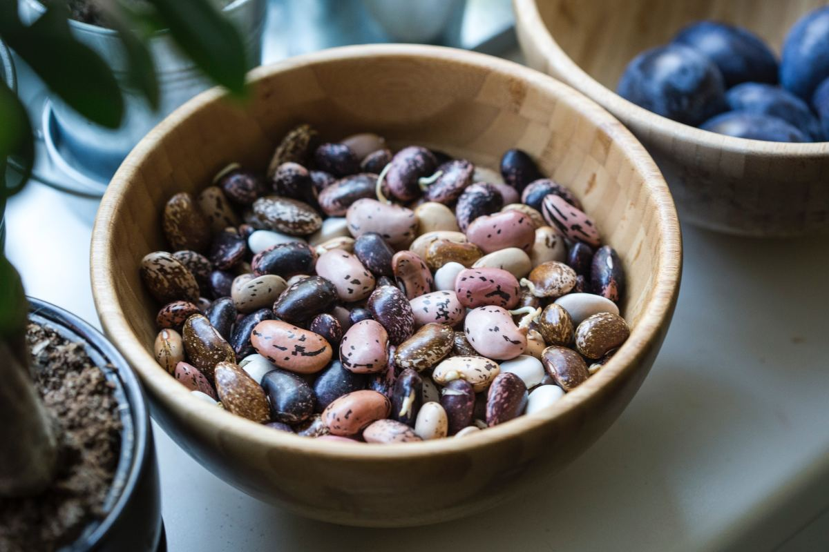 I'm sorry I was so harsh to beans earlier, I really do like them. I buy the canned kind to add cheap protein to meals and even smoothies.