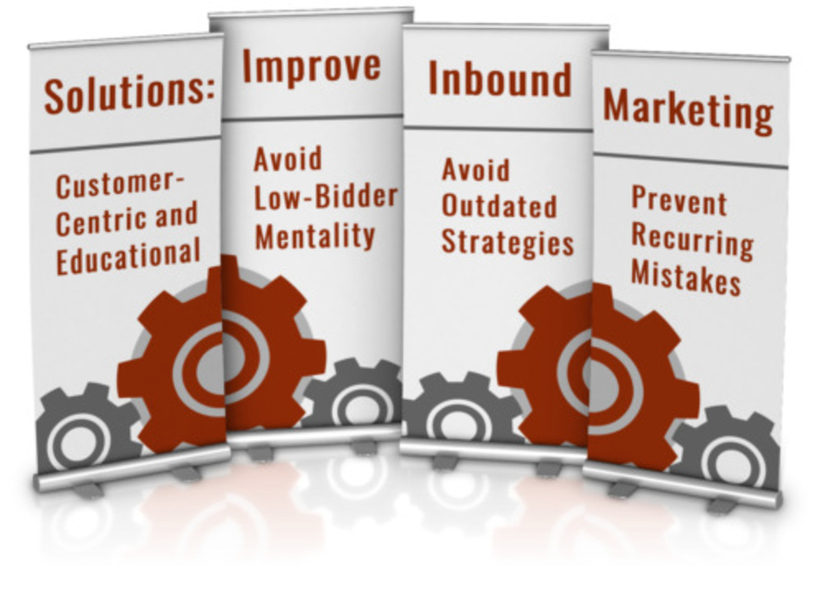 Improve your inbound marketing strategy.