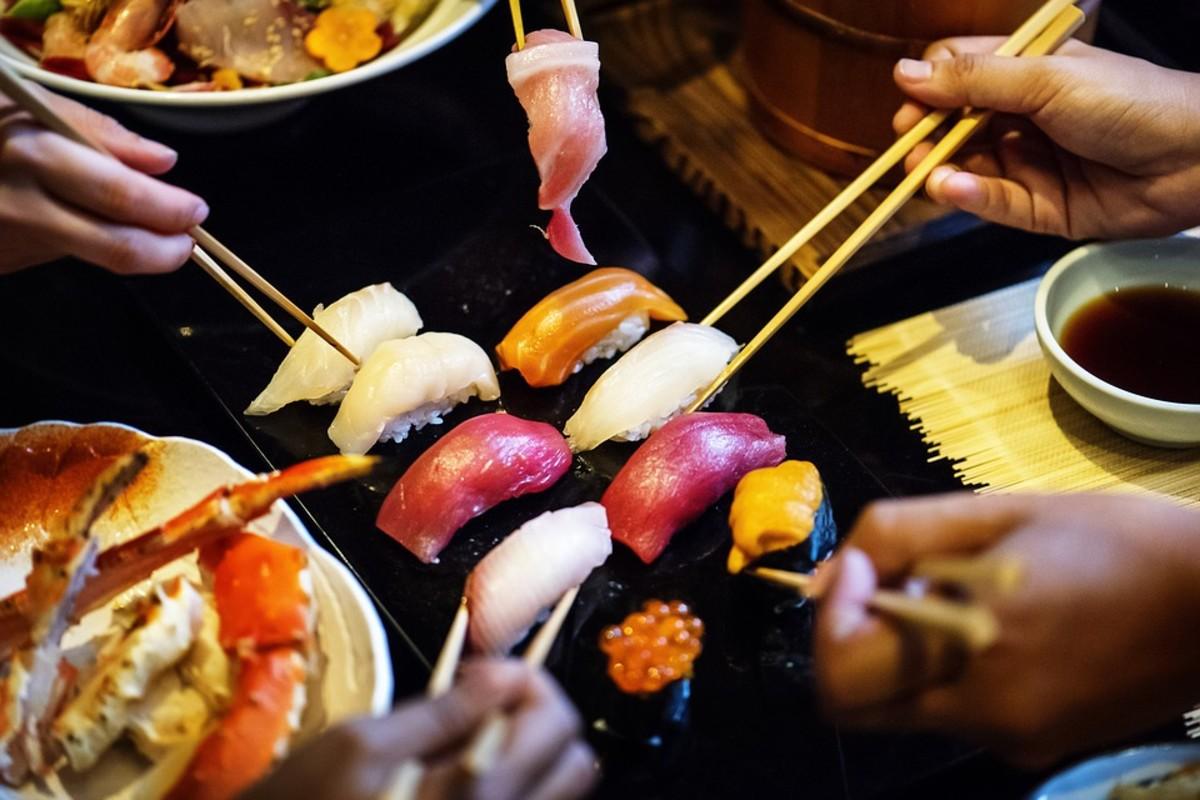 Dining etiquette is different across cultures