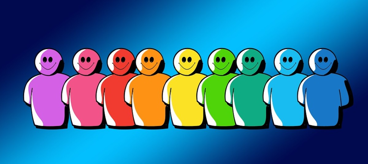 Individual differences are prevalent in a multi-cultural environment.