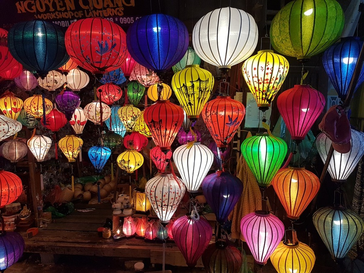 Hoi An, Vietnam is a great place to learn about globalization and culture convergence.