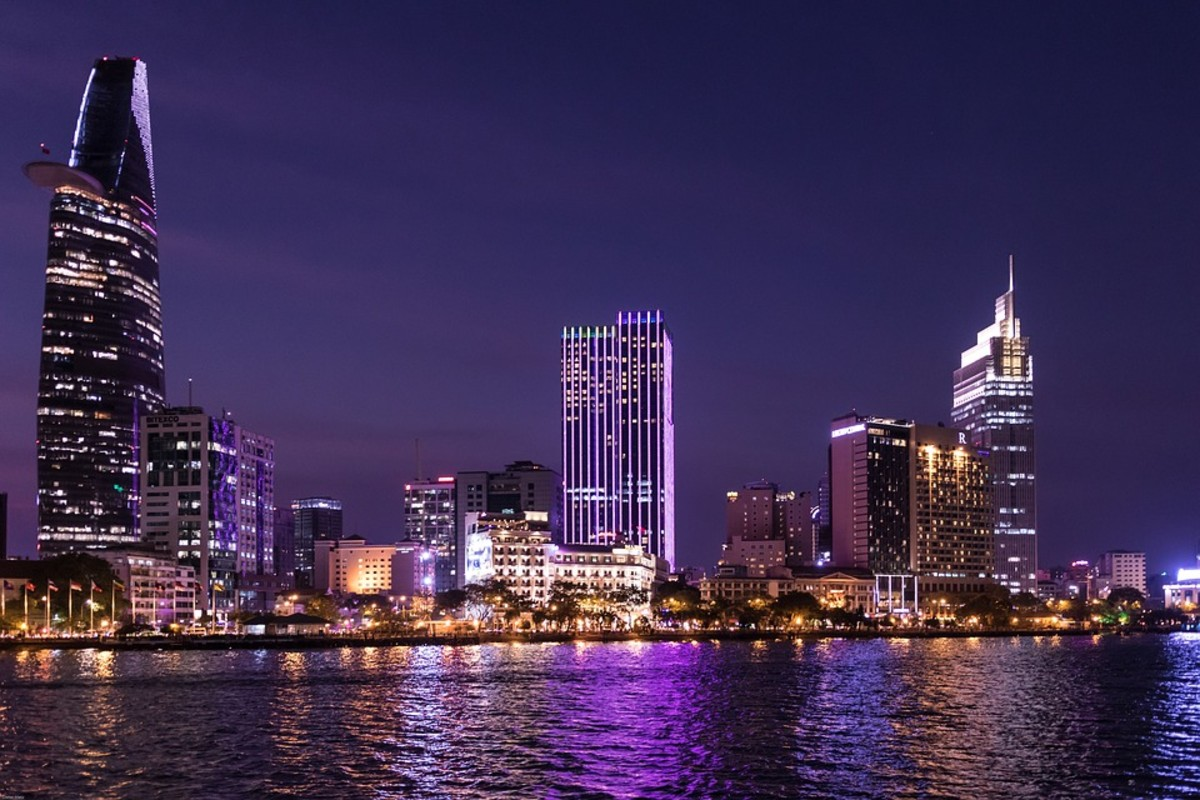 Ho Chi Minh City, the economic hub of Vietnam