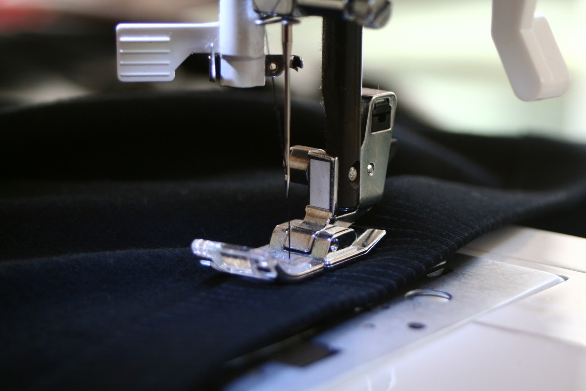 Can you sew? Lots of people can't alter their own clothes or make costumes