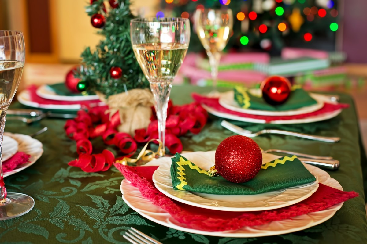 Christmas dinner can be a shared responsibility