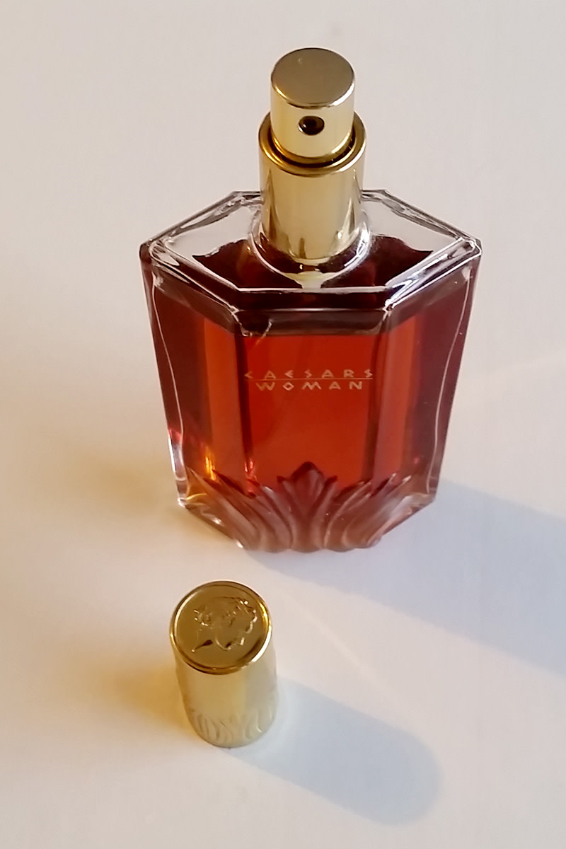 This old, partially used bottle of perfume sold for more than $23 on eBay.