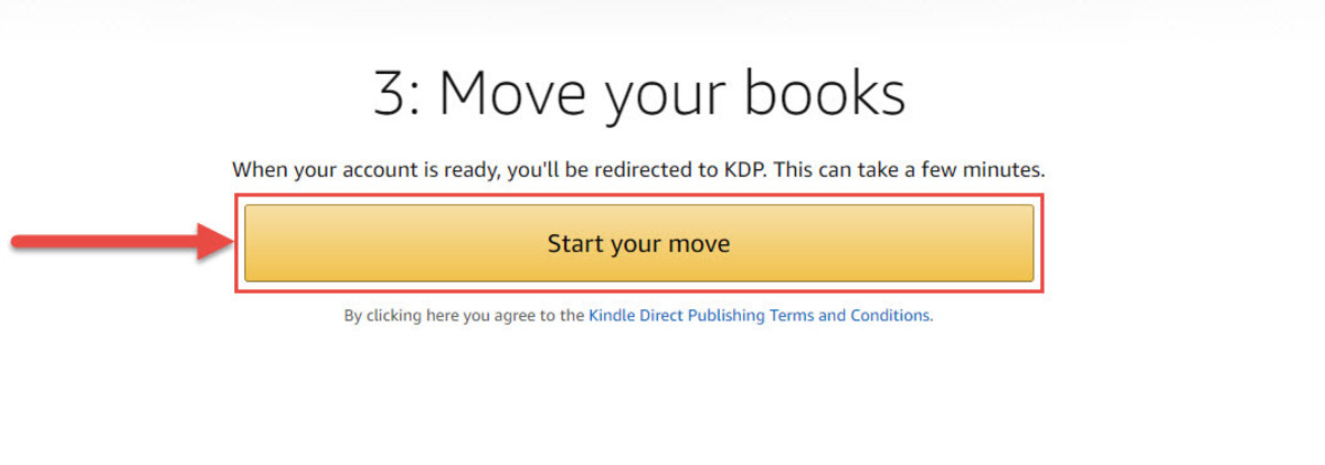 Move Your Books to KDP