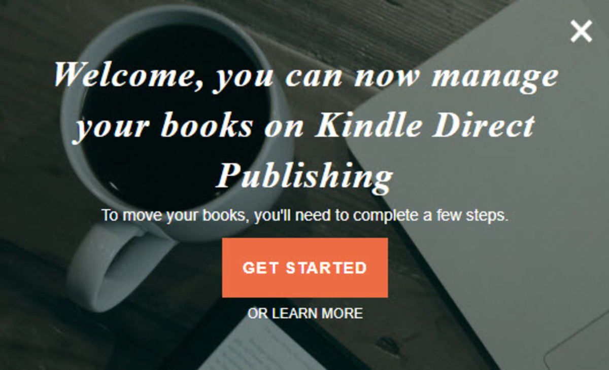 Manage Your Books on KDP