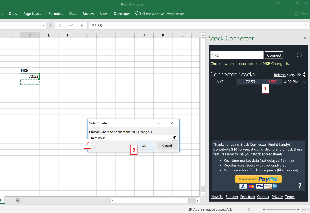 how-to-link-stock-prices-to-an-excel-file