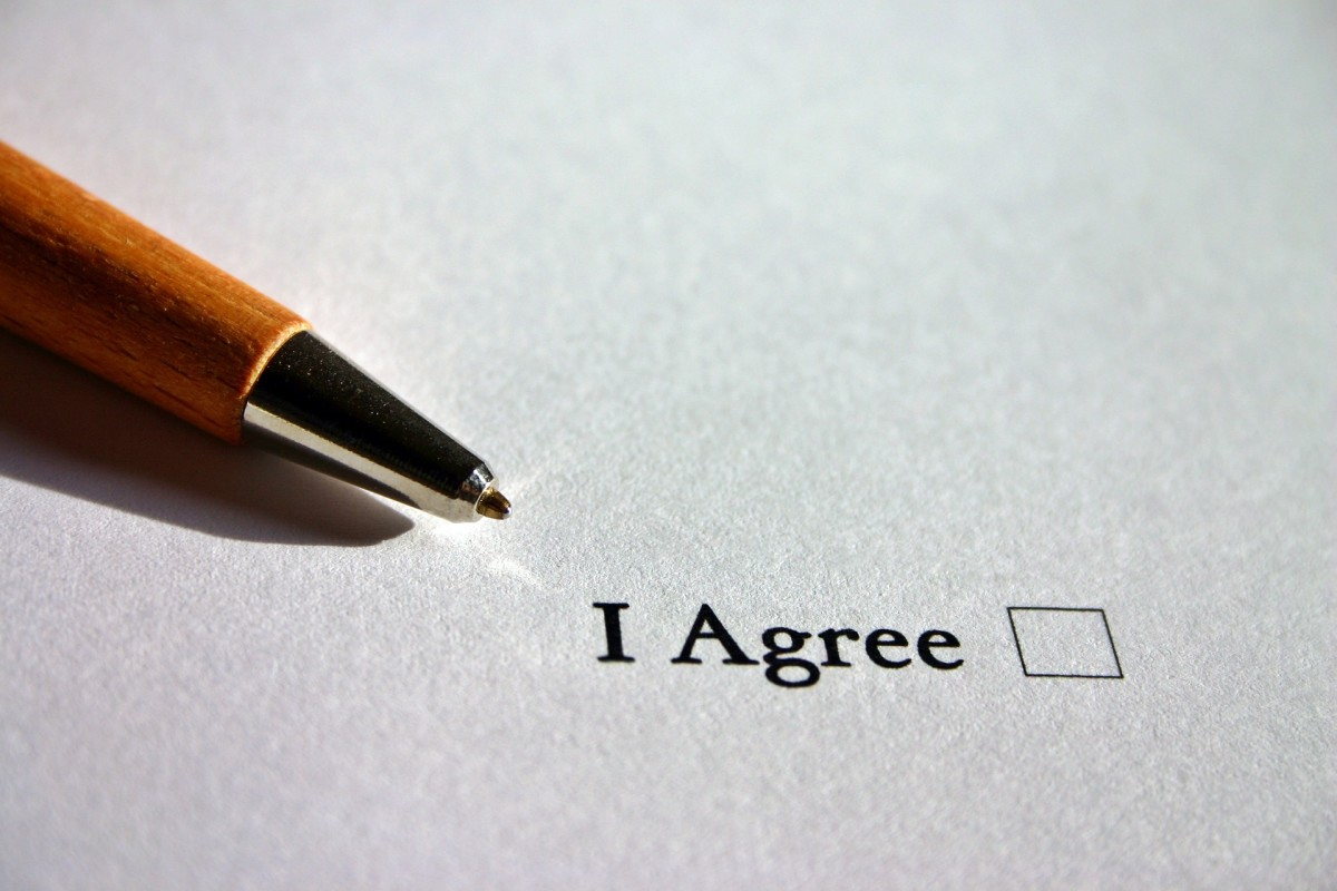 Should I Sign an Intellectual Property Agreement?