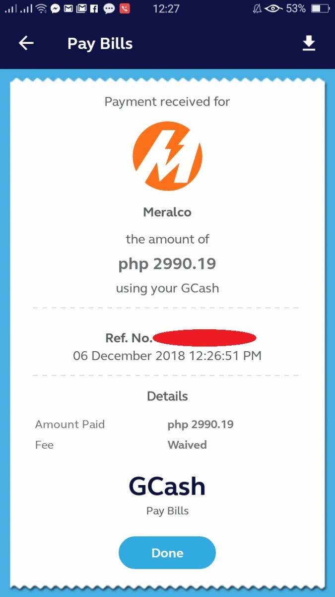 How to Pay Your Meralco Bill Using the Globe GCash App in a