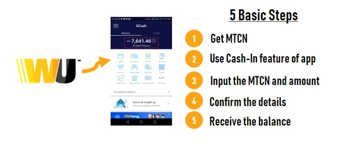 How to Get Western Union Remittance Using GCash | ToughNickel